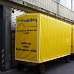 Beplanung von Transportwagen