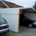 Carport Verkleidung