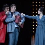 Don Giovanni Bühnenrückwand